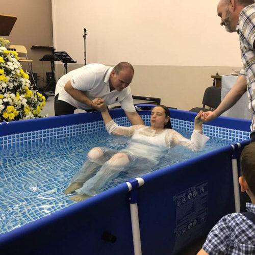 Chiesa Sola Grazia baptism