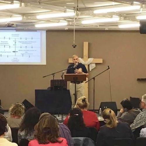 Chiesa Sola Grazia conference
