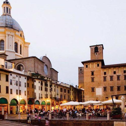 Chiesa Sola Grazia Mantova
